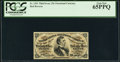 Fractional Currency:Third Issue, Fr. 1291 25¢ Third Issue PCGS Gem New 65PPQ.. ...