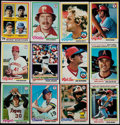 Baseball Cards:Sets, 1978 Topps Baseball Complete Set (726)....