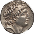 Ancients:Greek, Ancients: SELEUCID KINGDOM. Antiochus VII Euergetes-Sidetes(138-129 BC). AR tetradrachm (16.43 gm)....