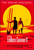 "Movie Posters:Documentary, The Endless Summer II (New Line, 1994). One Sheet (27"" X 40"") DS. Documentary.. ..."
