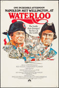 "Movie Posters:War, Waterloo & Others Lot (Paramount, 1970). Posters (3) (40"" X 60""). War.. ... (Total: 3 Items)"