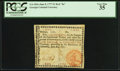 Colonial Notes:Georgia, Georgia June 8, 1777 $1 PCGS Very Fine 35.. ...