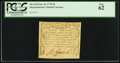 Colonial Notes:Massachusetts, Massachusetts October 16, 1778 2d PCGS New 62.. ...