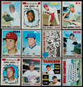 Baseball Cards:Sets, 1970 Topps Baseball Near Set (712/720)....
