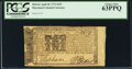 Colonial Notes:Maryland, Maryland April 10, 1774 $2/9 PCGS Choice New 63PPQ.. ...