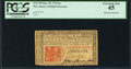 Colonial Notes:New Jersey, New Jersey March 25, 1776 6s John Hart PCGS Extremely Fine 45.. ...