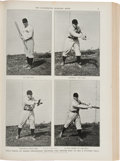 Miscellaneous Collectibles:General, 1903 The Illustrated Sporting News Bound Periodical. ...