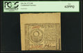 Colonial Notes:Continental Congress Issues, Continental Currency February 26, 1777 $30 PCGS New 62PPQ.. ...