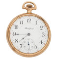 Timepieces:Pocket (post 1900), Rockford 17 Jewels Open Face Pocket Watch. ...