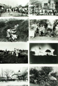 Books:Prints & Leaves, [Philippines]. Collection of Sixty-Three Photographs Relating tothe Philippines....