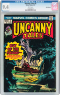 Bronze Age (1970-1979):Horror, Uncanny Tales #2 White Mountain pedigree (Marvel, 1974) CGC NM 9.4White pages....