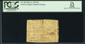 Colonial Notes:North Carolina, North Carolina July 14, 1760 20s PCGS Apparent Fine 12.. ...