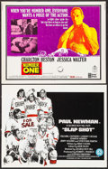 "Movie Posters:Sports, Slap Shot & Other Lot (Universal, 1977). Half Sheets (2) (22"" X 28""). Sports.. ... (Total: 2 Items)"