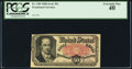 Fractional Currency:Fifth Issue, Fr. 1381 50¢ Fifth Issue PCGS Extremely Fine 40.. ...