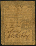 Colonial Notes:Pennsylvania, Pennsylvania April 3, 1772 18d Very Good.. ...