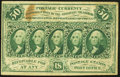 Fractional Currency:First Issue, Fr. 1312 50¢ First Issue Very Fine.. ...