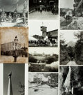 Books:Prints & Leaves, [New Hampshire]. Archive of Approximately 110 Photographs and PressPrints Relating to New Hampshire. ...