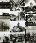 Books:Prints & Leaves, [Ohio]. Archive of Approximately 200 Photographs Relating to Ohio....