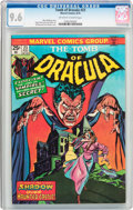 Bronze Age (1970-1979):Horror, Tomb of Dracula #23 (Marvel, 1974) CGC NM+ 9.6 Off-white to whitepages....