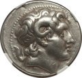 Ancients:Greek, Ancients: THRACIAN KINGDOM. Lysimachus (305-281 BC). AR tetradrachm(17.07 gm)....