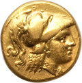 Ancients:Greek, Ancients: MACEDONIAN KINGDOM. Alexander III the Great (336-323 BC).AV stater (8.49 gm)....