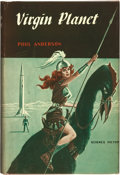 Books:Science Fiction & Fantasy, Poul Anderson. Virgin Planet. New York: Avalon Books, [1959]....