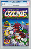 Bronze Age (1970-1979):Alternative/Underground, Tales From the Ozone #2 Haight-Ashbury Pedigree (Print Mint, 1970) CGC VF/NM 9.0 White pages....