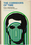 Books:Science Fiction & Fantasy, Poul Anderson. SIGNED. The Corridors of Time. Garden City: Doubleday & Company, Inc., 1965. ...