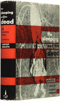 Books:Horror & Supernatural, August Derleth (editor). INSCRIBED. The Sleeping & the Dead:Thirty Uncanny Tales. Chicago: Pellegrini & Cudahy, [19...