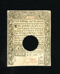 Colonial Notes:Connecticut, Connecticut July 1, 1780 2s/6d Very Choice New. A wonderfullymargined example of this commonly cancelled issue. If the bac...