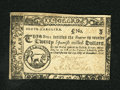 Colonial Notes:South Carolina, South Carolina December 23, 1776 $20 Fully Signed Choice About New.A very scarce example which is fully signed with four si...