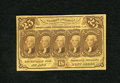 Fractional Currency:First Issue, Fr. 1281 25c First Issue About New. A lightly circulated example of this first issue type that is bright with a couple of ed...