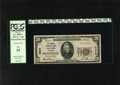 National Bank Notes:Colorado, Denver, CO - $20 1929 Ty. 1 The Denver NB Ch. # 3269. The bankofficers are Harvey S. Ingram and Geo. B. Harrison. PCG...