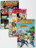 Modern Age (1980-Present):Superhero, The Avengers Box Lot (Marvel, 1986-92) Condition: Average VF/NM....(Total: 2 Box Lots)