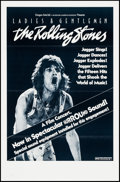"""Movie Posters:Rock and Roll, Ladies and Gentlemen: The Rolling Stones (Dragon Aire, 1973). OneSheet (27"""" X 41"""") Flat Folded. Rock and Roll.. ..."""