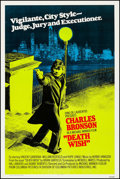 """Movie Posters:Action, Death Wish (Paramount, 1974). International One Sheet (27"""" X 41"""").Action.. ..."""