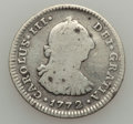 Colombia, Colombia: Charles III Real 1772 P-JS VG,...