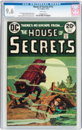Bronze Age (1970-1979):Horror, House of Secrets #113 (DC, 1973) CGC NM+ 9.6 White pages....