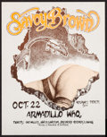"Movie Posters:Rock and Roll, Savoy Brown at Armadillo World Headquarters (AWHQ, 1975). Poster(11.5"" X 14.25""). Rock and Roll.. ..."
