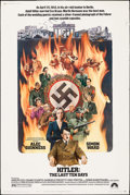 """Movie Posters:War, Hitler: The Last Ten Days & Other Lot (Paramount, 1973).Posters (2) (40"""" X 60""""). War.. ... (Total: 2 Items)"""