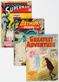 Silver Age (1956-1969):Miscellaneous, DC Silver Age Comics Group of 13 (DC, 1957-72).... (Total: 13 Comic Books)