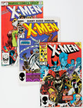 Modern Age (1980-Present):Superhero, X-Men Annual #6-12 Box Lot (Marvel, 1982-88) Condition: AverageVF/NM....