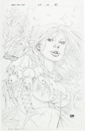 Original Comic Art:Covers, David Nakayama Grimm Fairy Tales #27 Cover A Original Art(Zenescope, 2008)....