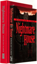 Books:Horror & Supernatural, Douglas Clegg. SIGNED/LIMITED. Nightmare House. Baltimore:Cemetery Dance Publications, 2002. ...