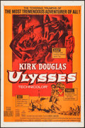 """Movie Posters:Adventure, Ulysses & Others Lot (Paramount, R-1960). One Sheets (5) (27"""" X41""""). Adventure.. ... (Total: 5 Items)"""
