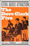 "Movie Posters:Rock and Roll, The Dave Clark Five & Other Lot (United Artists, 1965). OneSheets (2) (27"" X 41""). Rock and Roll.. ... (Total: 2 Items)"