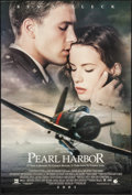 "Movie Posters:War, Pearl Harbor (Buena Vista, 2001). International One Sheets (5) (27""X 40"") DS Advance, SS Advance, & 3 SS Regular Styles. Wa...(Total: 5 Items)"