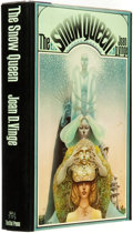 Books:Science Fiction & Fantasy, Joan D. Vinge. SIGNED. The Snow Queen. New York: The Dial Press, [1980]. ...