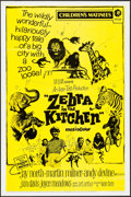 """Movie Posters:Comedy, Zebra in the Kitchen & Others Lot (MGM, R-1972). One Sheets (8) (25"""" X 39"""" & 27"""" X 41""""), Uncut Pressbook (2 Pages, 11"""" X 14""""... (Total: 21 Items)"""