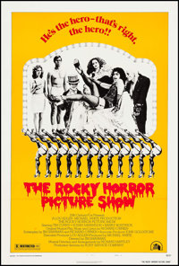 "The Rocky Horror Picture Show (20th Century Fox, 1975). One Sheet (27"" X 41"") Style B. Rock and Roll"